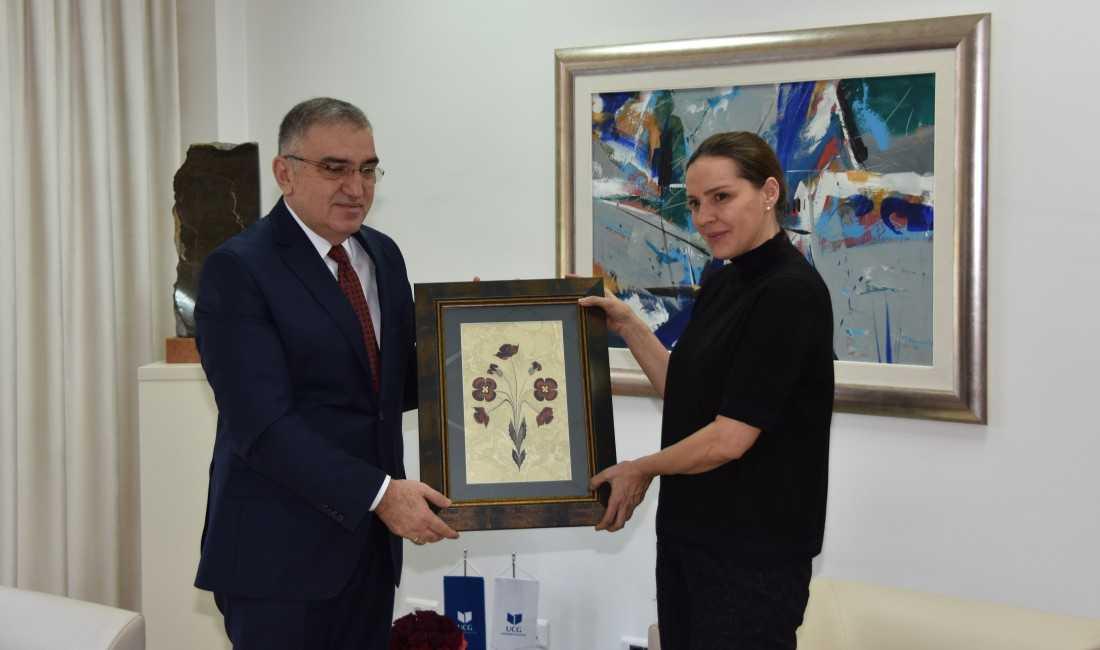 Dobra saradnja UCG sa turskim univerzitetim