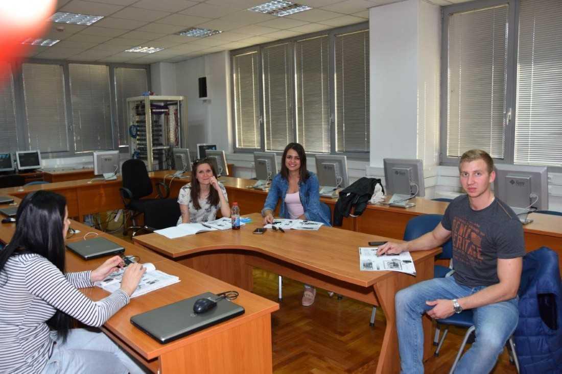 Strani studenti o iskustvu studiranja na Univerzitetu Crne Gore