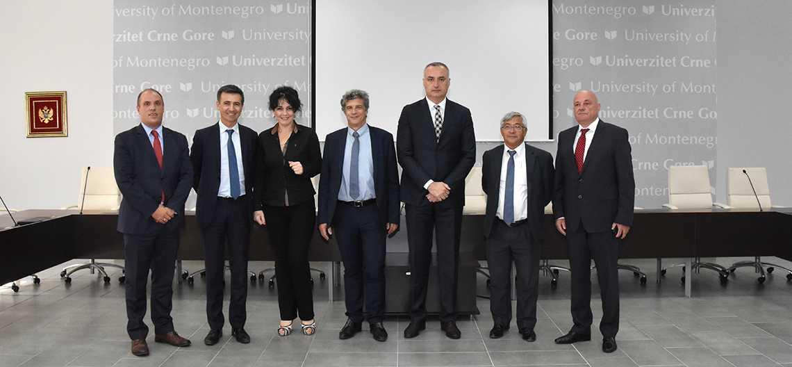 Jačanje bilateralne saradnje sa francuskim univerzitetima