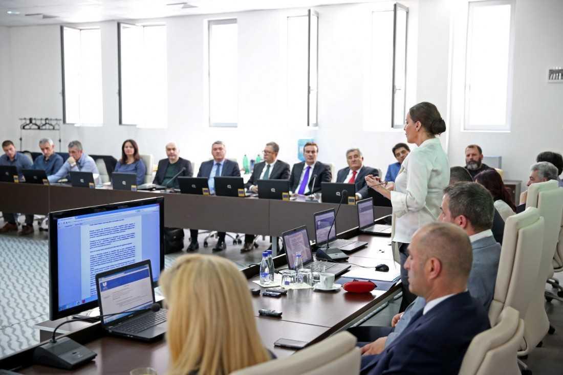 Stav Senata Univerziteta Crne Gore povodom odluke Vlade Crne Gore o studijskom programu Visoka medicinska škola Medicinskog fakulteta u Beranama