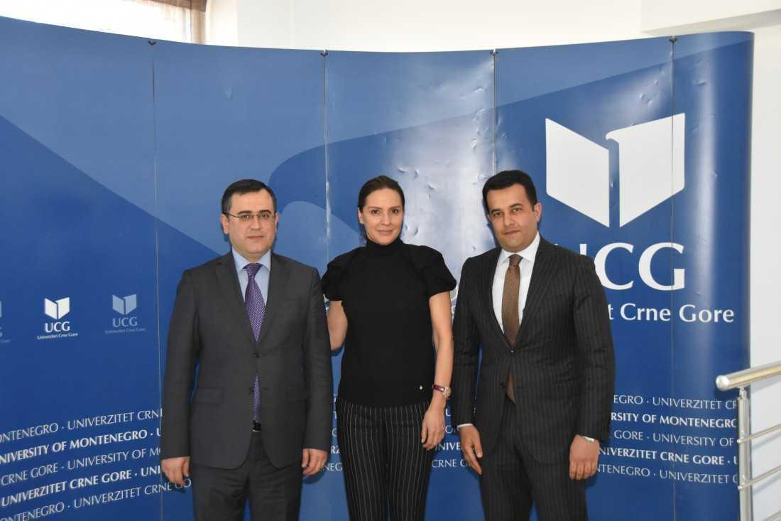 Razgovarano o jačanju saradnje sa Azerbejdžanom