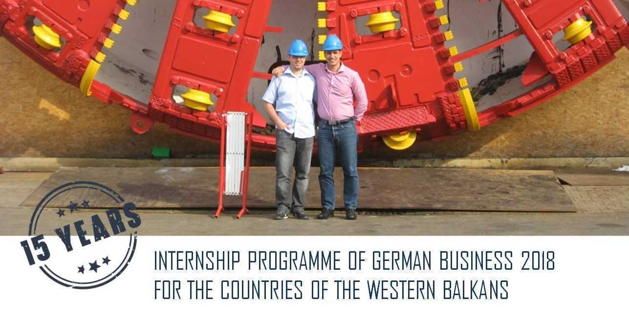 Program stipendija njemačke privrede