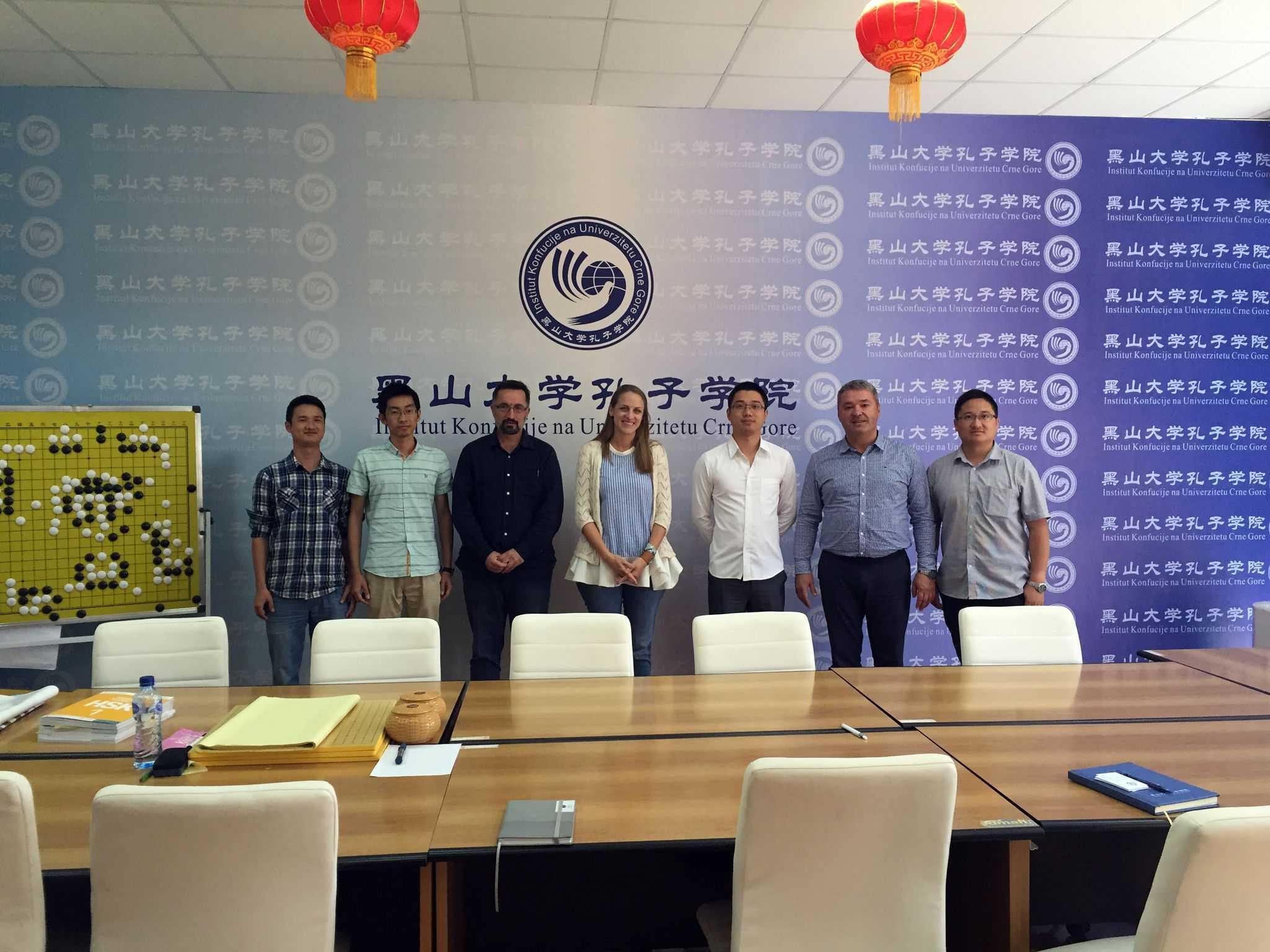 Posjeta delegacije Hohai Univerziteta