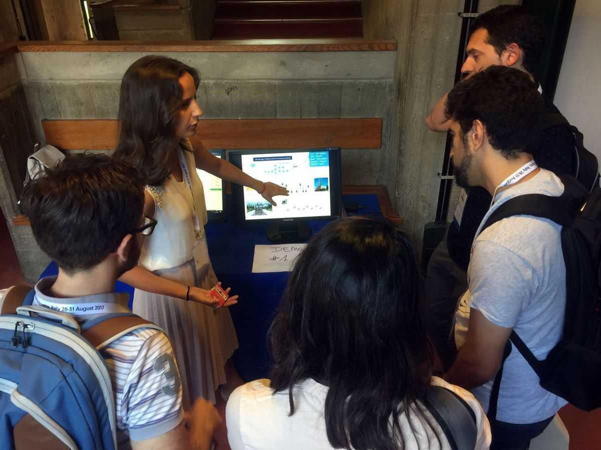 BIO-ICT na 14. Međunarodnom simpozijumu o bežičnim komunikacionim sistemima u Italiji
