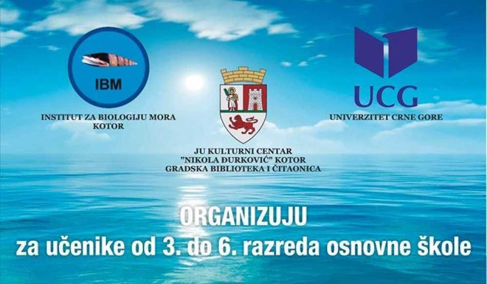 Biblioteka Kotor i Institut za biologiju mora
