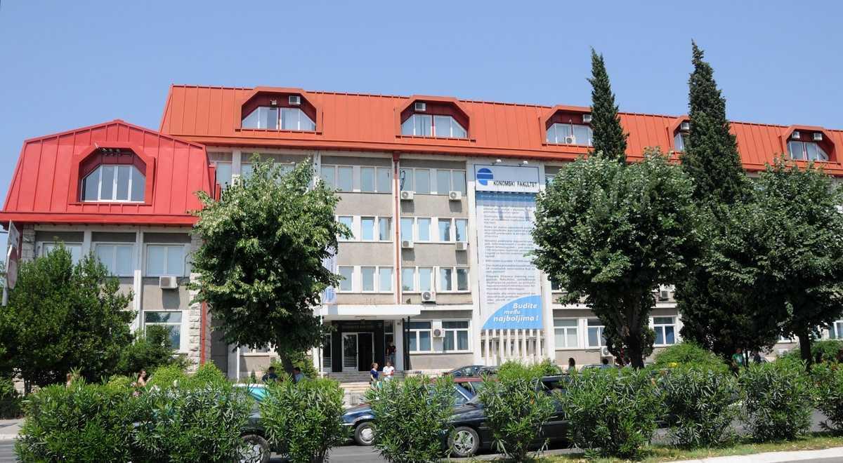Javni poziv  za davanje u zakup prostora za postavljanje samouslužnih aparata za tople i hladne napitke i konditorske proizvode na Ekonomskom fakultetu Univerziteta Crne Gore