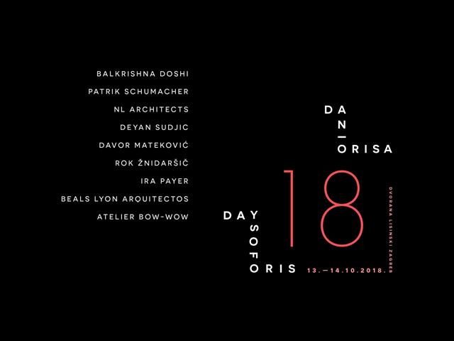 Dani Orisa_ Zagreb 13-14.10.2018.