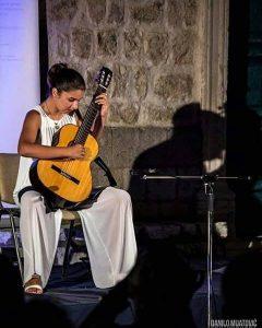 Gitaristi Muzičke akademije večeras u programu Barskog ljetopisa