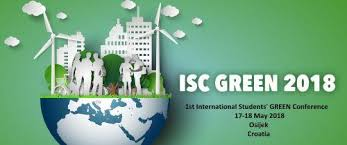 1st International Students' GREEN Conference