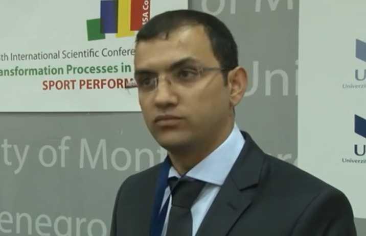 Istraživanje naučnika na crnogorskim vaterpolistima predstavljeno na CSA konferenciji
