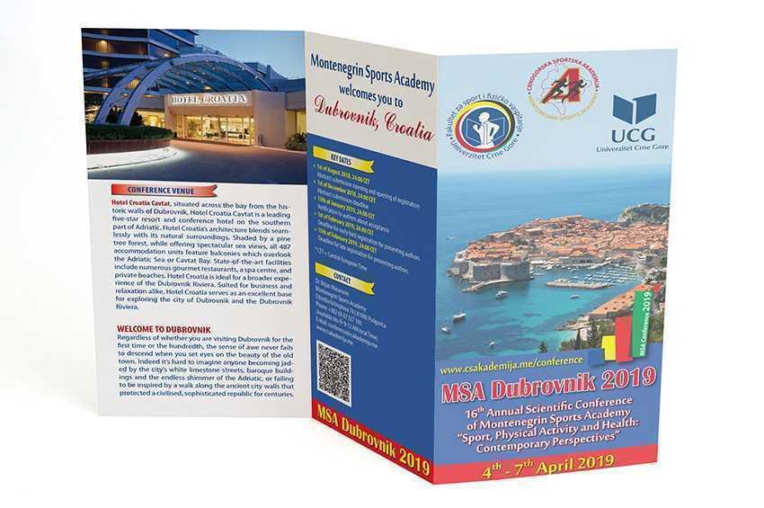 XVI Međunarodna naučna konferencija 2019. godine u Dubrovniku