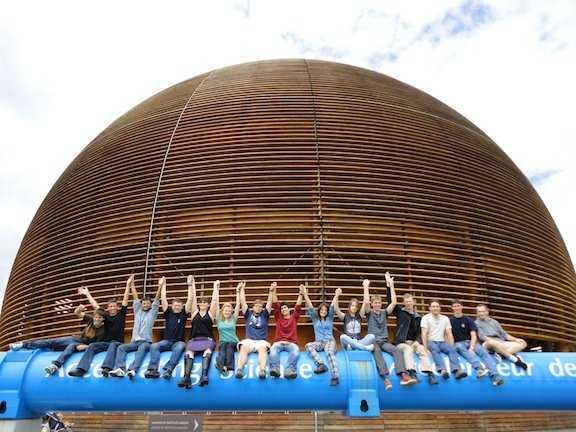 Konkurs za učešće u studentskoj ljetnjoj školi CERN-a 2018.