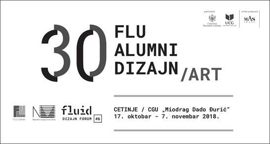 30 FLU ALUMNI Dizajn/Art