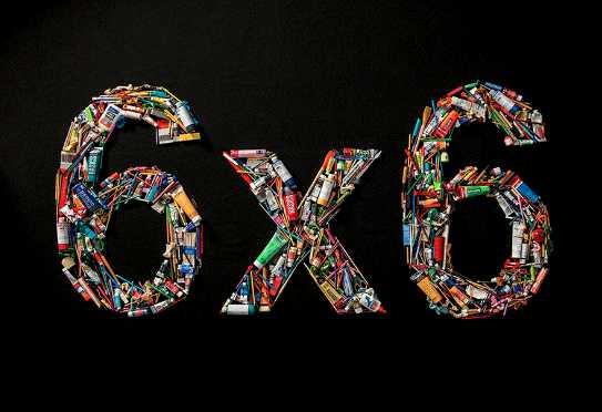 6x6x2018 - The International Small Art Phenomenon