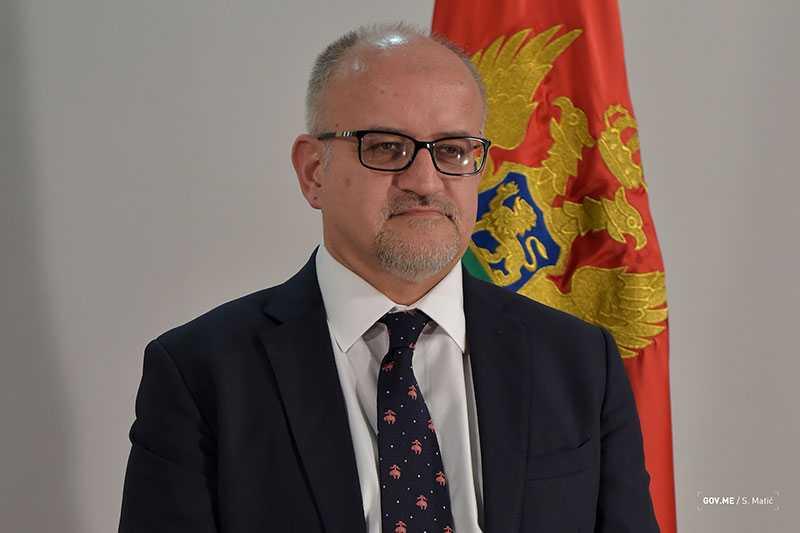 Predavanje ministra vanjskih poslova prof. dr Srđana Darmanovića na FPN-u