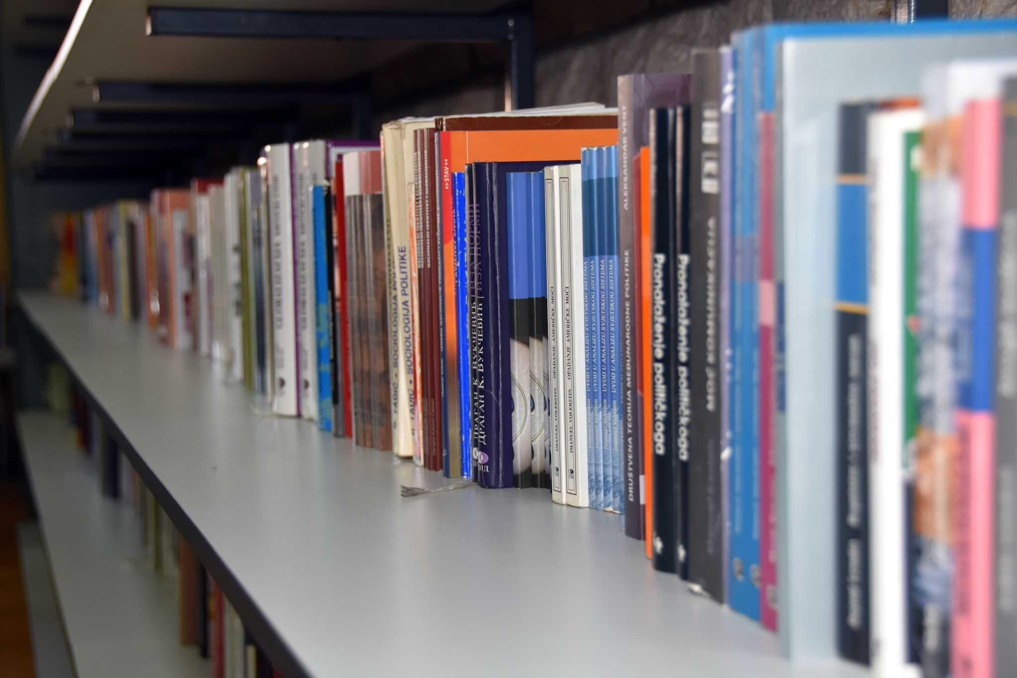 Pripremljen dokument Nabavna politika Centralne univerzitetske biblioteke