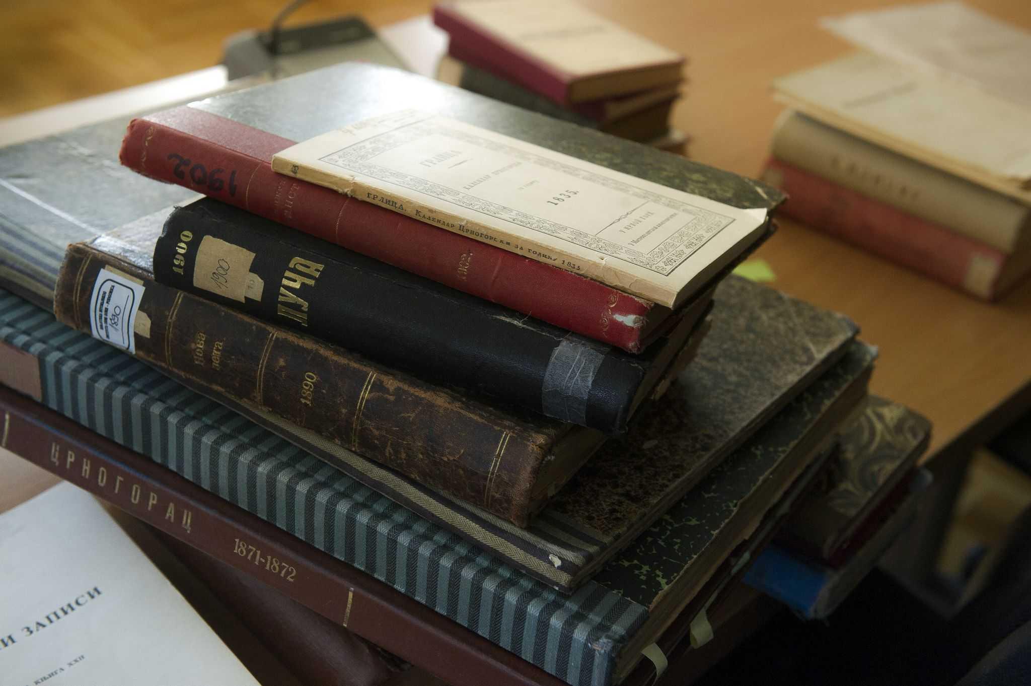OBAVLJENA REVIZIJA BIBLIOTEČKE GRAĐE U BIBLIOTECI UMJETNOSTI