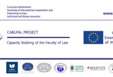 Capacity Building of the Faculty of Law