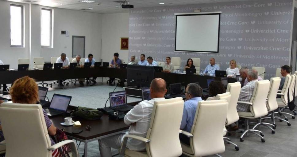 Jednoglasni Zaključak sa vanredne sjednice Senata - Prijedlog Vladi Crne Gore