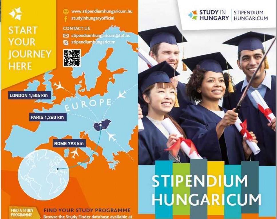 Stipendije u okviru programa Stipendium Hungaricum