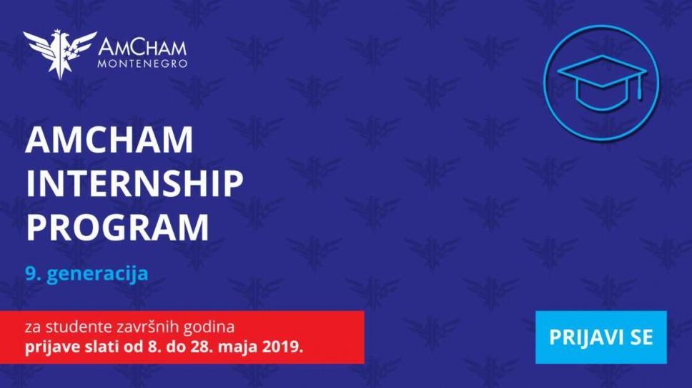 Poziv za AmCham program stažiranja 2019.