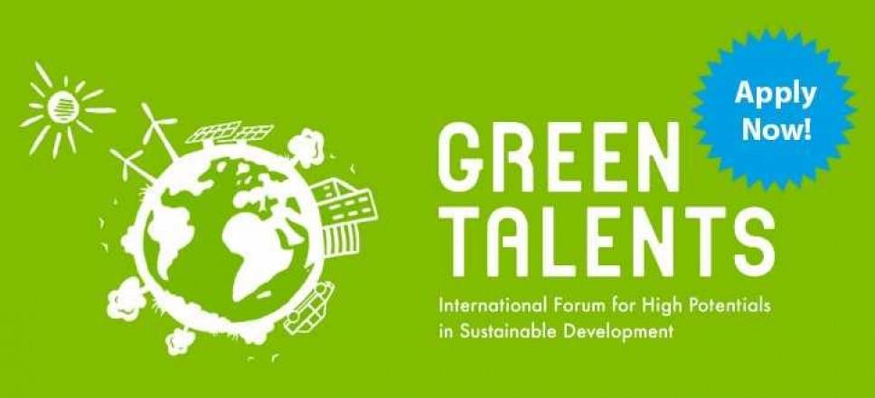 Vlada Republike Njemačke poziva: Postani i ti zeleni talenat