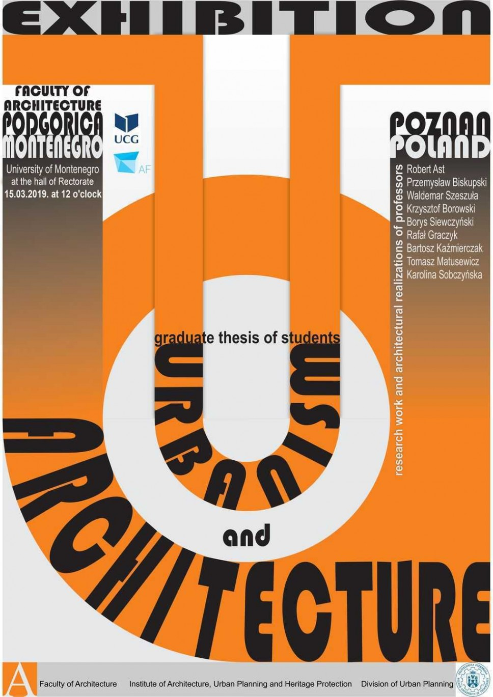 Otvaranje izložbe radova studenata i profesora arhitekture iz Poljske