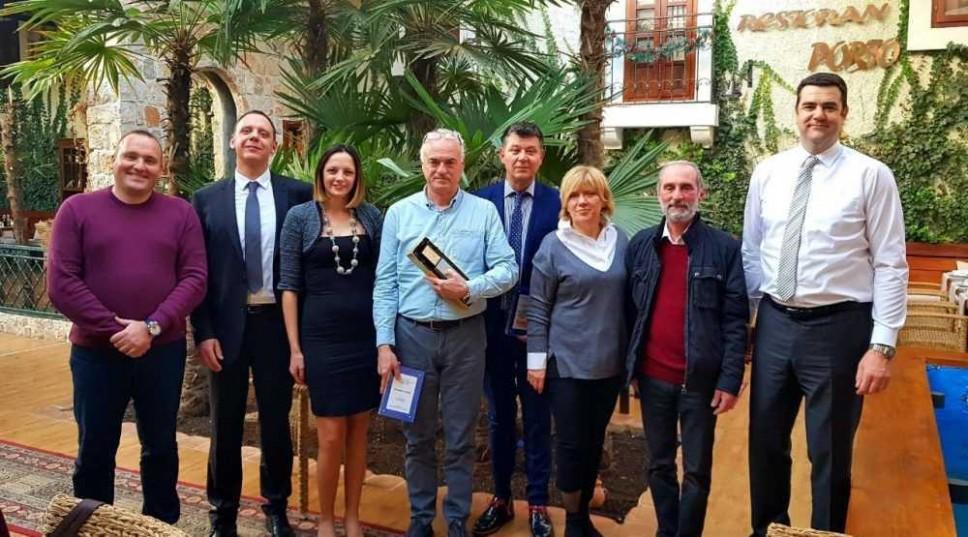 Intervju sa prof.dr Rifatom Alihodžićem povodom dobijene nagrade CEMEX 2018.