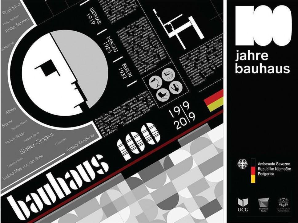 Obilježavanje 100 godina internacionalne škole Bauhaus