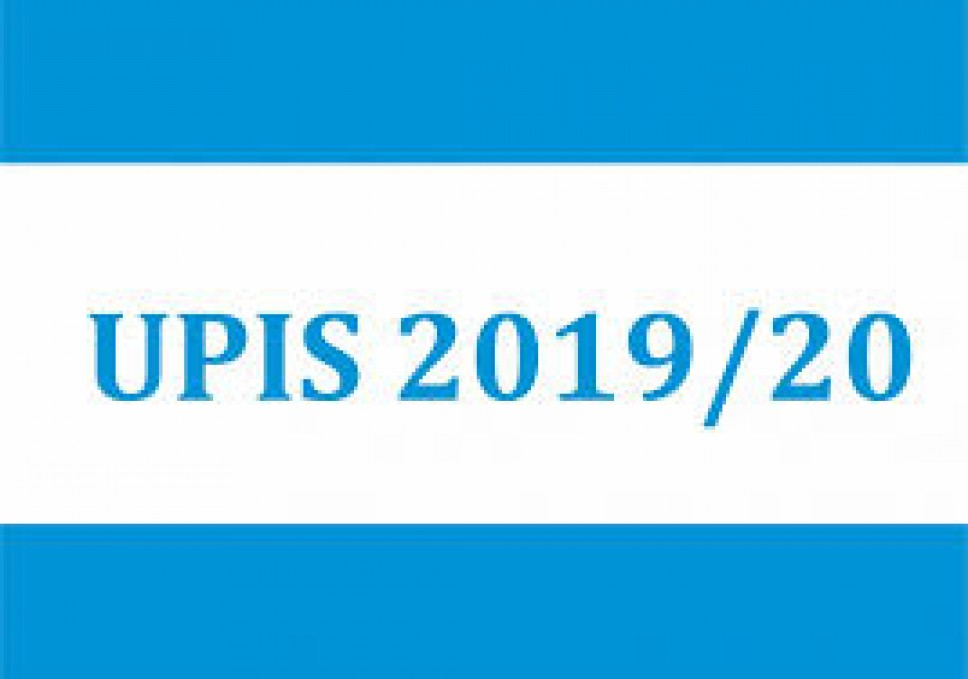 Procedura za upis, upisni rok - Jul, 2019.