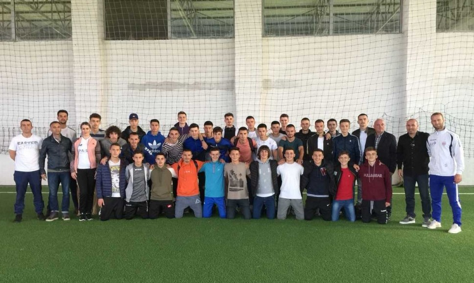Nikšićani testirali juniore i kadete sedmostrukog šampiona Kosova