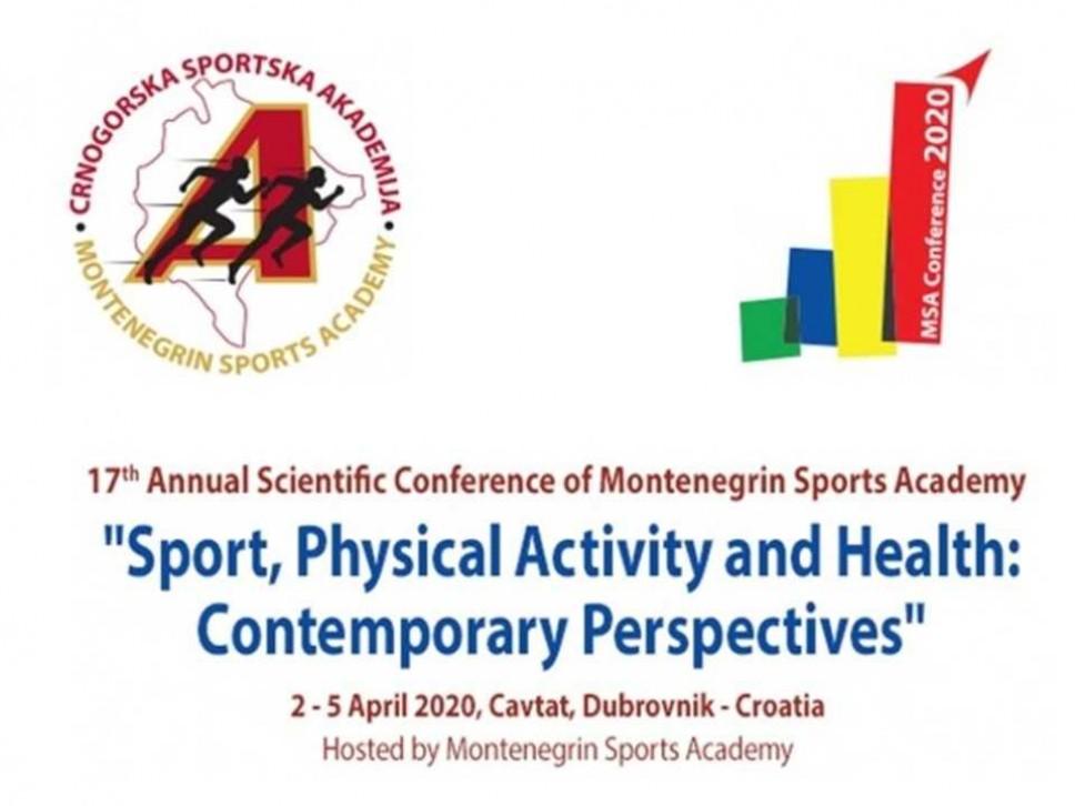 """XVII međunarodna naučna konferencija """"MSA Dubrovnik 2020"""" u Cavtatu, od 2. do 5. aprila"""