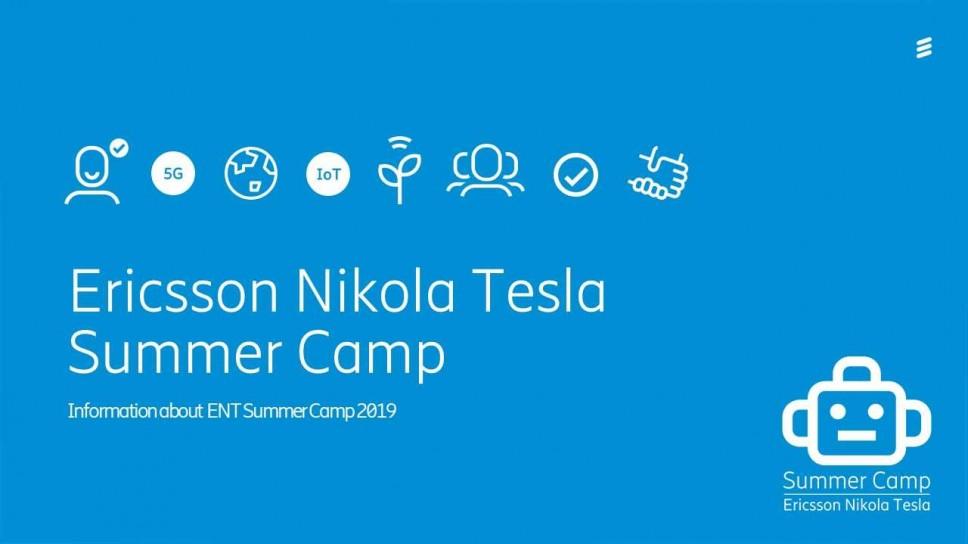 """Ljetnja radionica za studente """"Summer Camp 2019"""""""