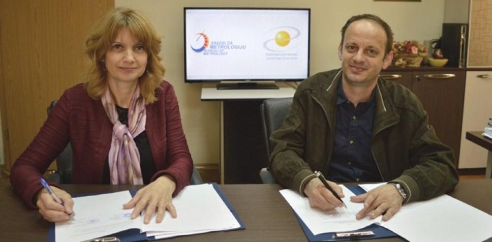 Potpisan sporazum o saradnji sa Zavodom za metrologiju