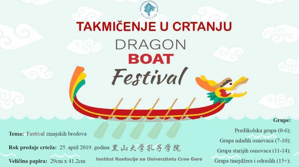 Takmičenje u crtanju, Dragon boat Festival