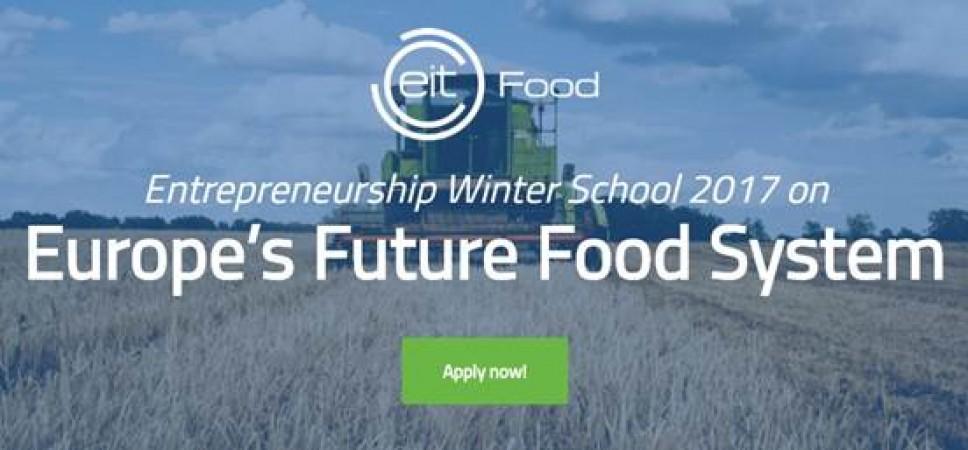 Zimska škola o evropskom prehrambenom sistemu (novembar 2017.)