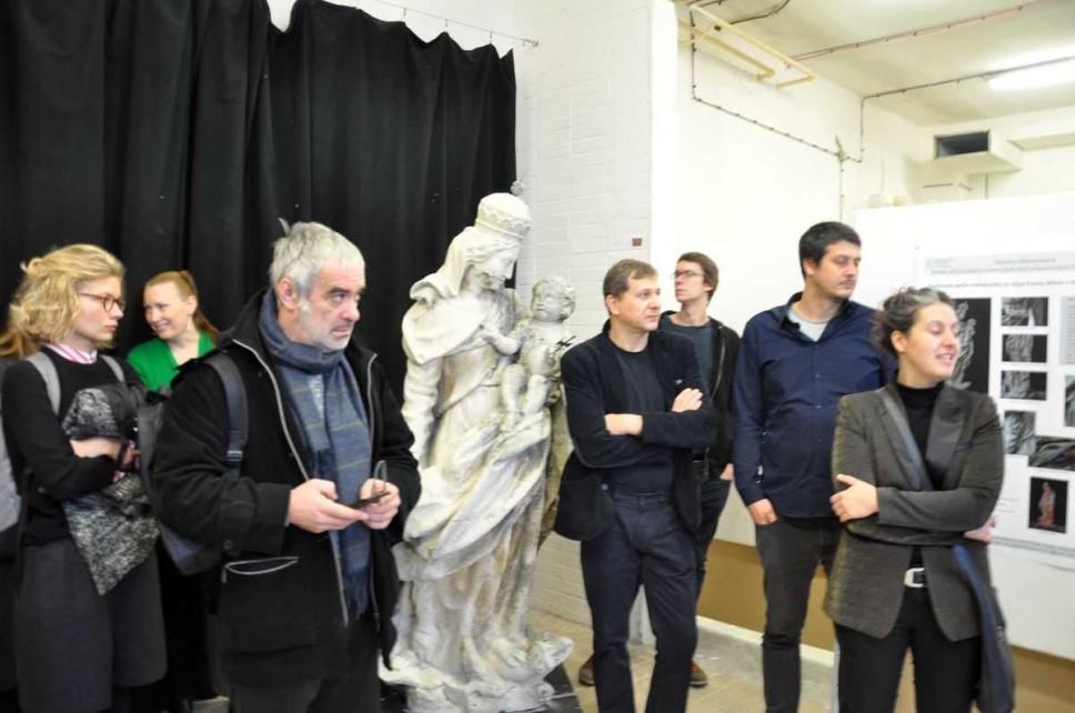 Posjeta Akademiji likovnih umjetnosti u Bratislavi