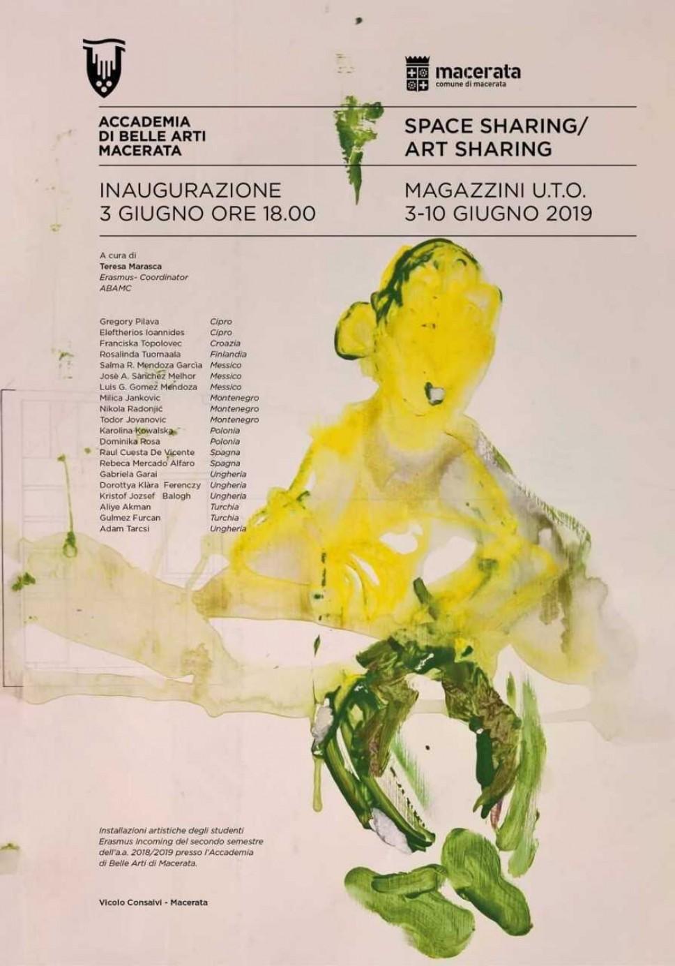 Izložba studenata Fakulteta likovnih umjetosti u Italiji