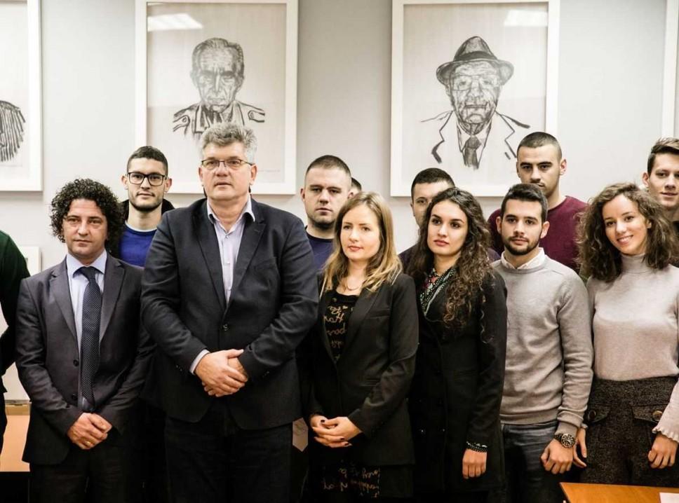 Dobitnici stipendija kompanije BEMAX