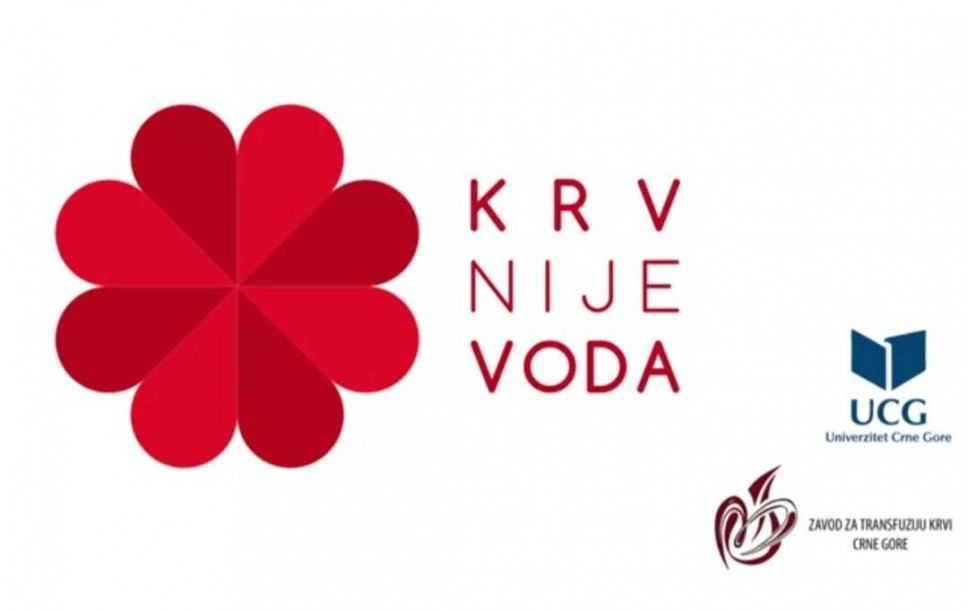 """Humanitarna akcija dobrovoljnog davanja krvi pod sloganom """"Krv nije voda"""""""