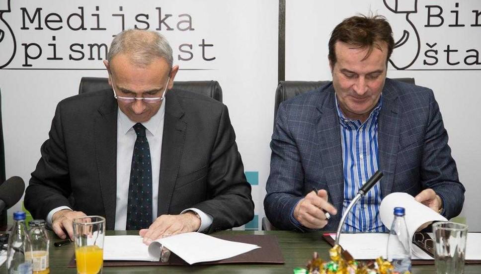 Predstavnici AEM-a i FPN-a potpisali Memorandum o saradnji