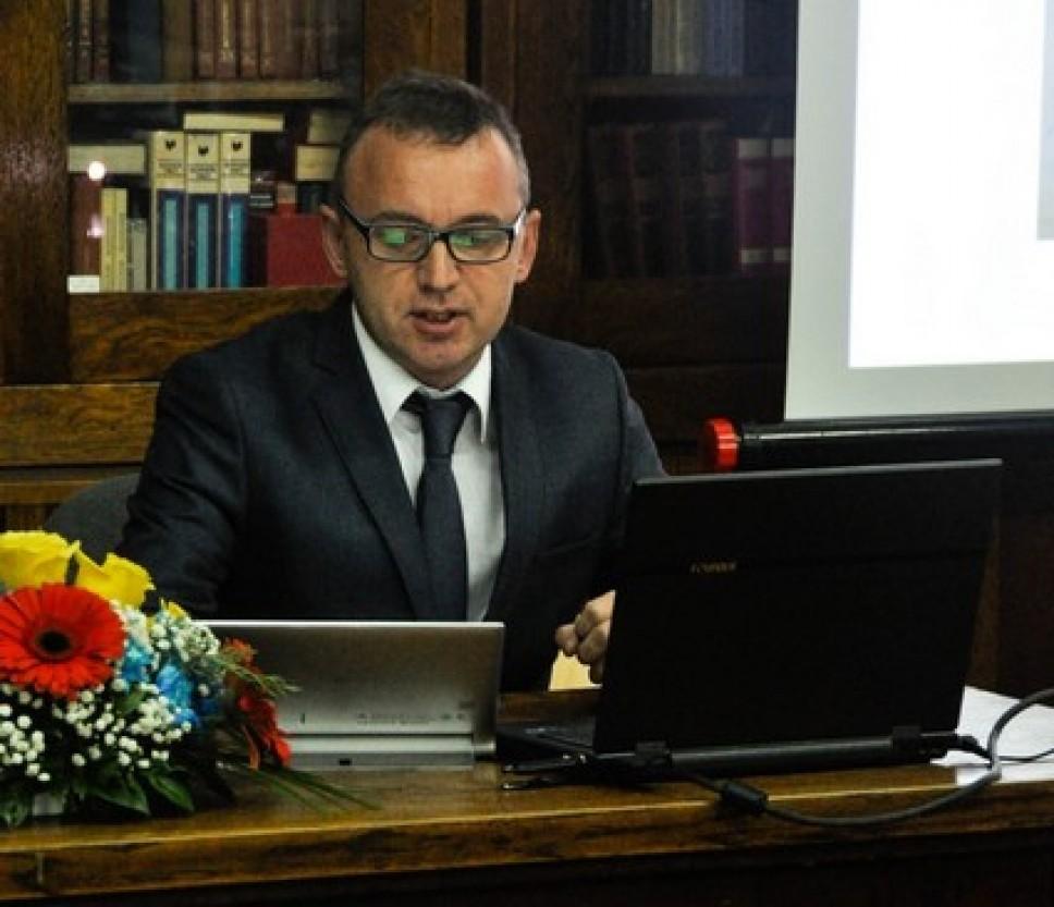 Predavanje Rostyslawa Kramara, doktora Humanističkih nauka, predavača na Univerzitetu u Varšavi