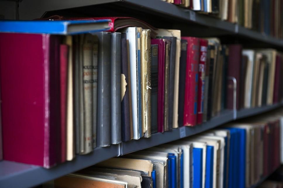 Korišćenje bibliotečke građe