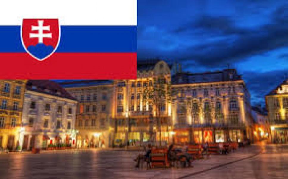 Konkurisanje za stipendiju koju Vlada Slovačke dodjeljuje u okviru Nacionalnog programa stipendija za podršku mobilnosti