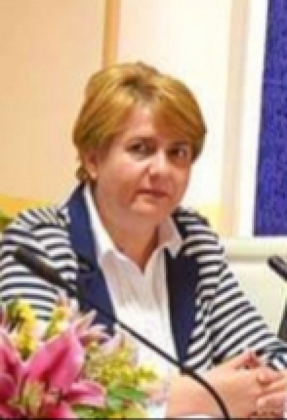 Generalni sekretar Prelević Tijana