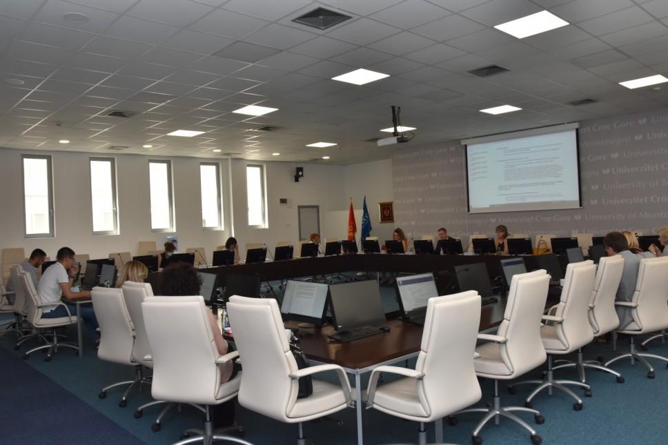 Pokrenuti postupci za izbor dekana Mašinskog i Filološkog fakulteta Univerziteta Crne Gore