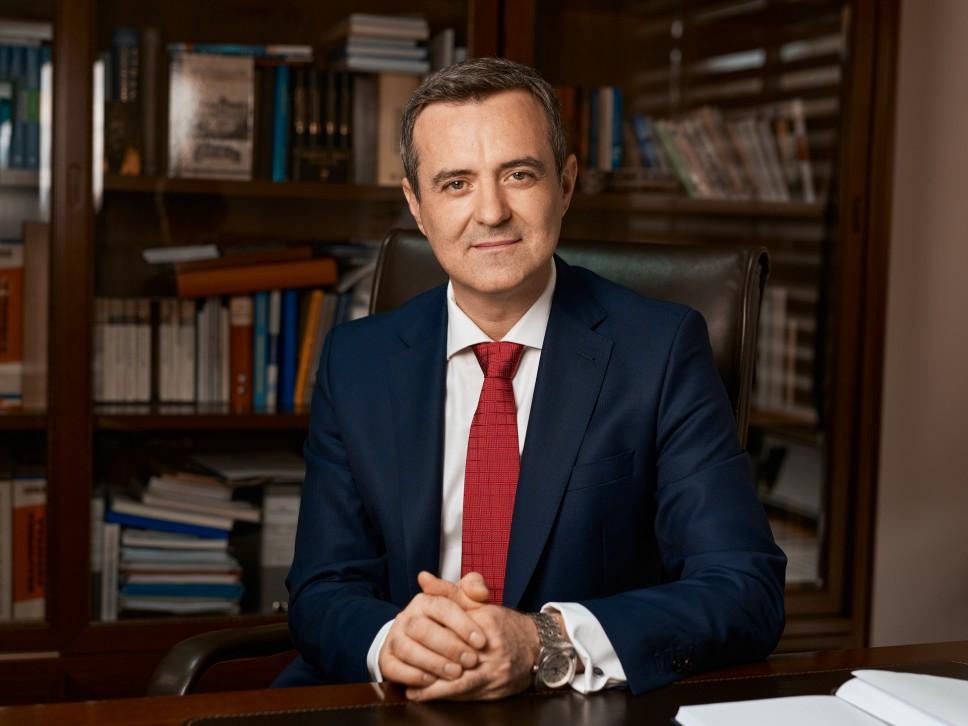 Pozdravna riječ rektora prof. dr Vladimira Božovića brucošima