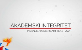 VIDEO 5 - Pisanje akademskih tekstova