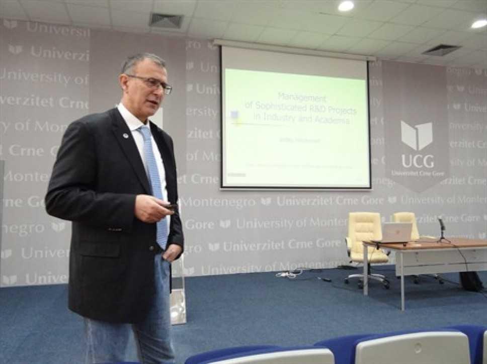 """Predavanje """"Kreativnost u nauci"""" prof. dr Veljka Milutinovića 14. septembra"""