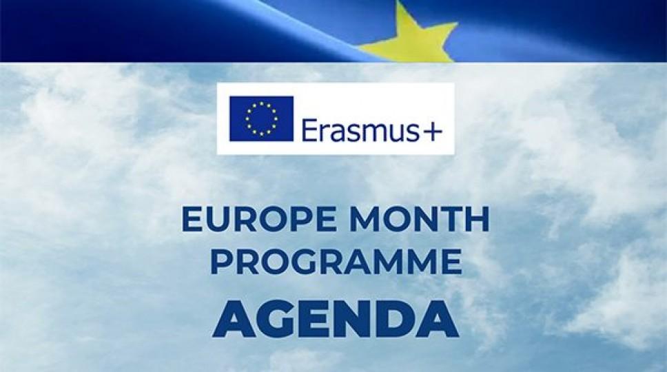 """Održana prva aktivnost u okviru događaja """"Mjesec Evrope – Mjesec programa Erasmus+"""""""